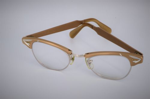 5fed495a8b Vintage glasses always look brilliant when they re updated to a new spec! High  index lenses with Blue-V coating.
